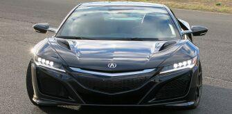 Acura NSX: первая поездка