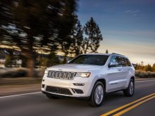 Jeep Grand Cherokee Trailhawk и Summit показали в Нью-Йорке