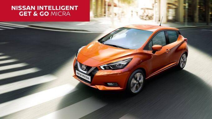 Nissan переходит к активному тестированию каршеринга в Европе