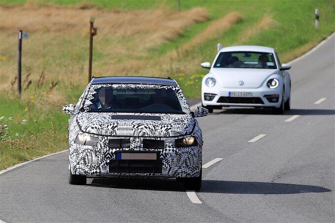 Производство нового Volkswagen Polo начнется уже летом