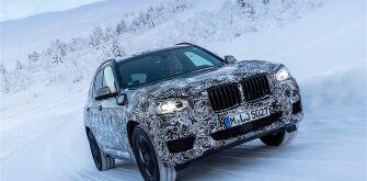 BMW заменит двигатель в X3 M